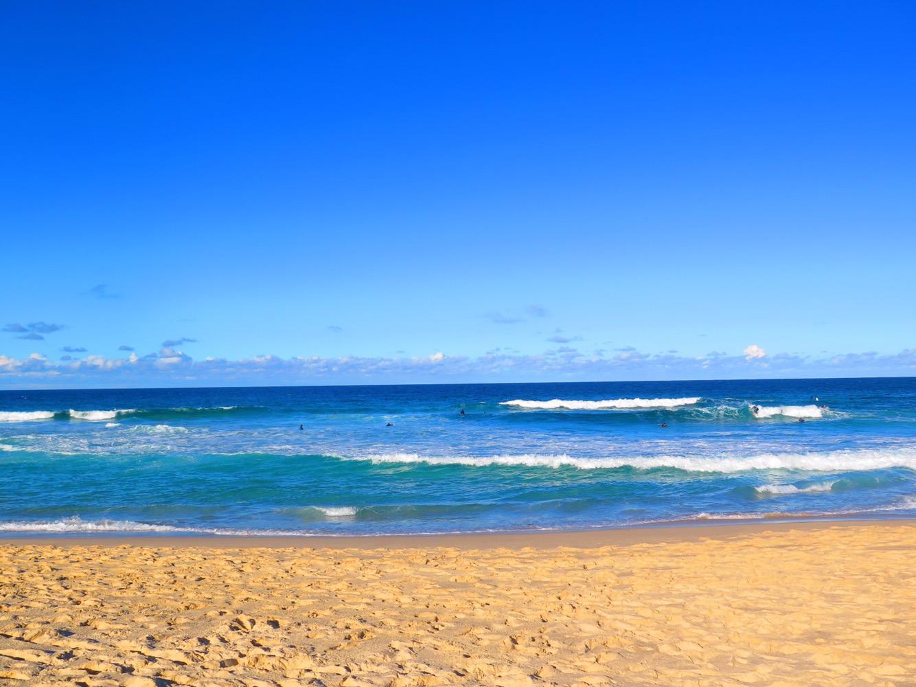 Bronte beach Sydney Lara Lain