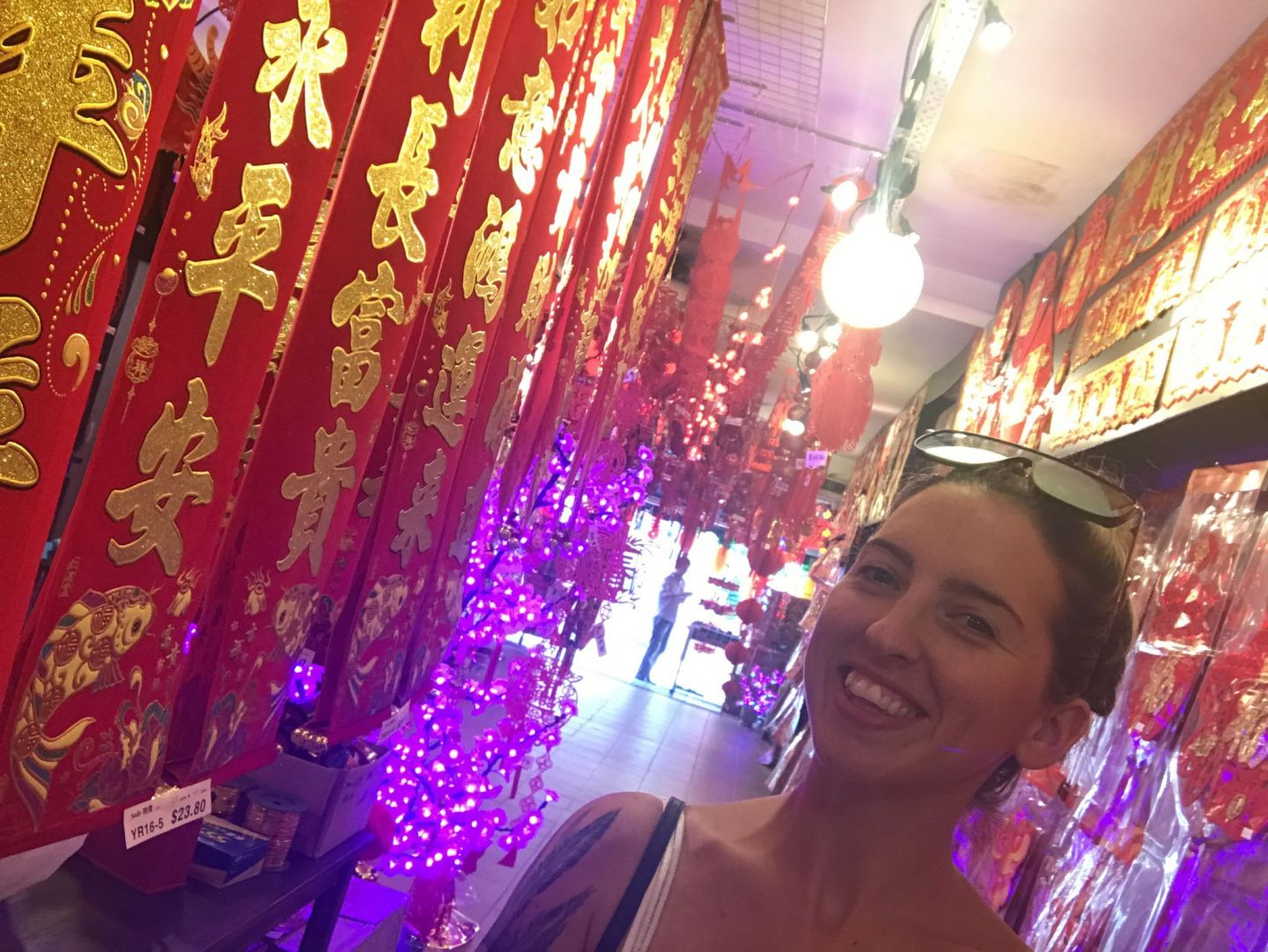 "Must do; ""Chinatown"" Singapore"