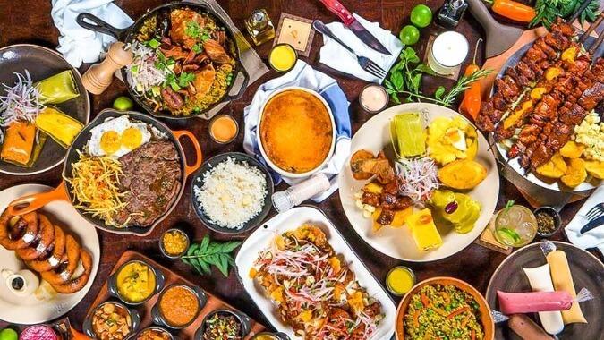 Fusión de sabores en la gastronomía peruana - La Razón