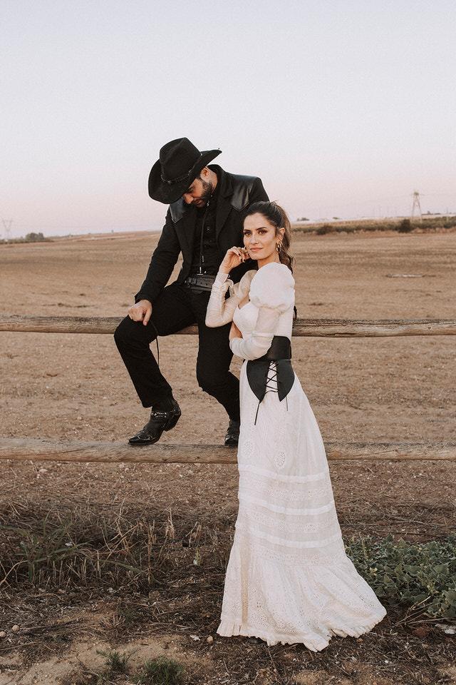 vestido-época-far-west-boda
