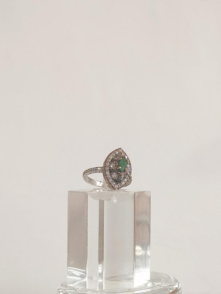 anillo-isabelino-verde-rombo-2-DAVINA