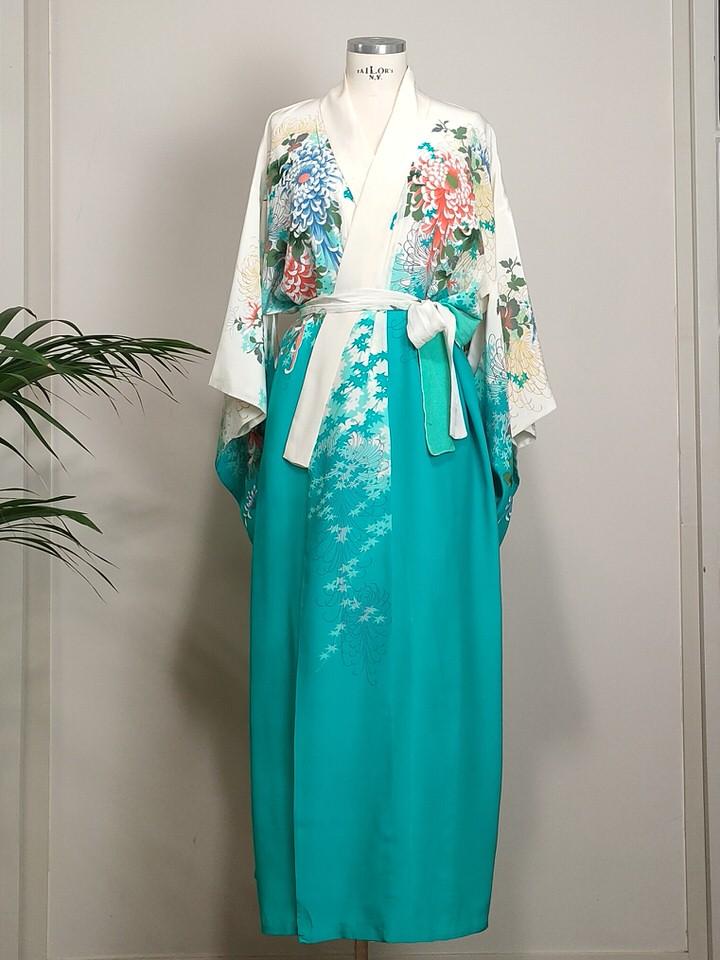 kimono-crisantemos-kiku