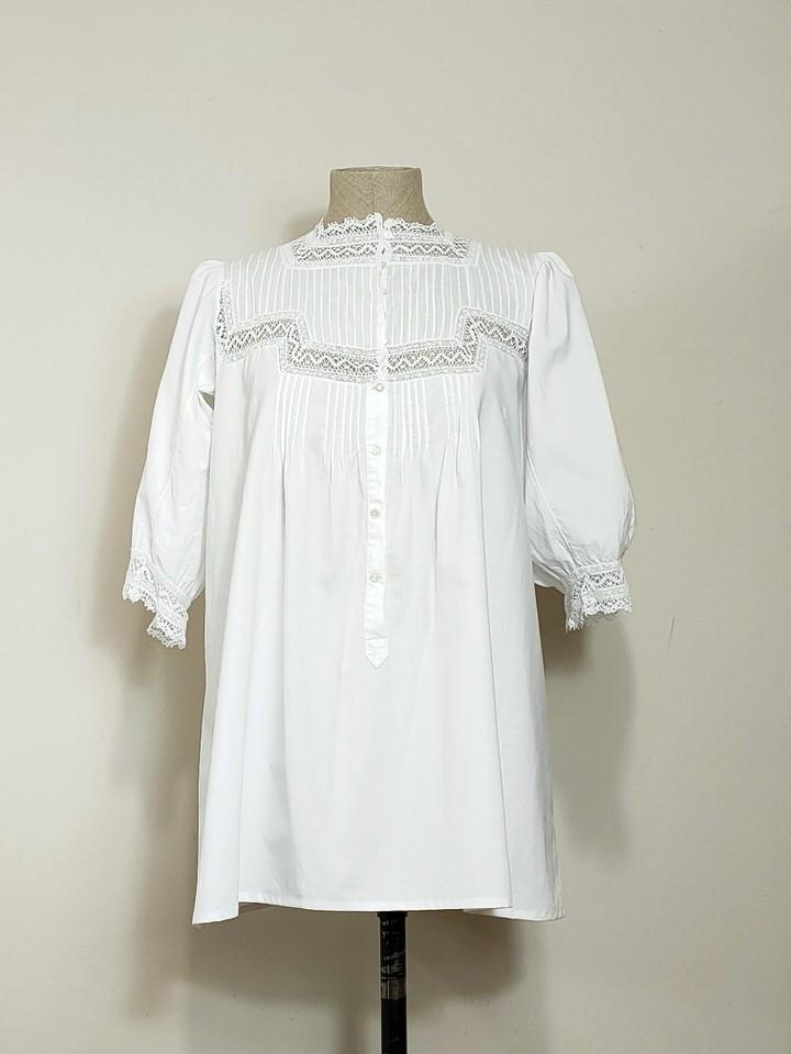 camisa-blanca-vintage-encaje