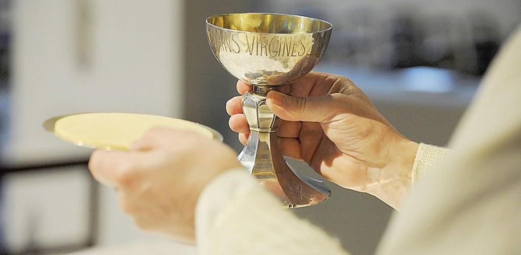 Résultats de recherche d'images pour «eucharistie interdite»