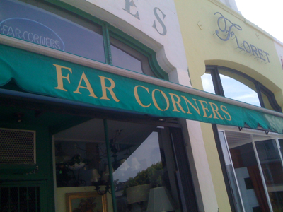 Far Corners Antiques and Art in Larchmont Village