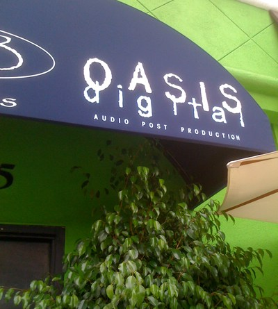 Oasis Digital Audio Post Production Studio in Larchmont