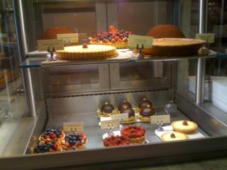 Pastries at LPQ in Larchmont Village