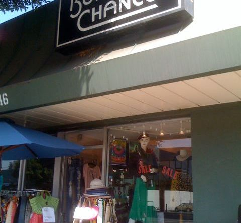 Bonne Chance in Larchmont Village