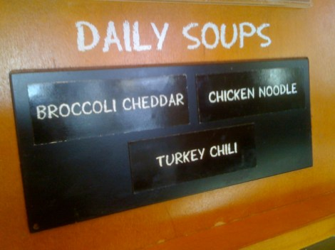 Noah's Daily Soups in Larchmont Village