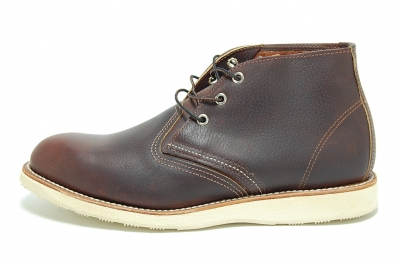 Red Wing Chukka at Kicks in Larchmont