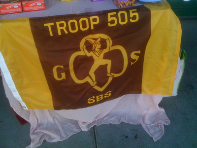 Troop 505 - Girl Scouts
