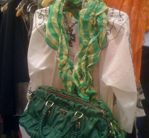 Spring Arrivals at Bonne Chance in Larchmont