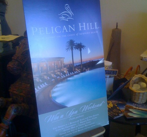 Pelican Hill Win a Spa Weekend at The Little Seed