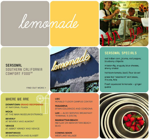 Lemonade LA on Larchmont Boulevard