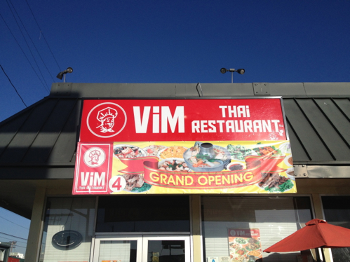 Vim Thai-Chinese Restaurant on Melrose