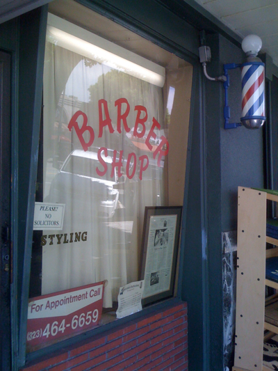 Larchmont Barber Shop