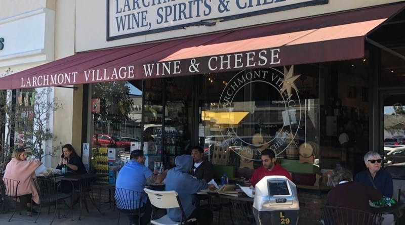 Larchmont Village Wine Shop