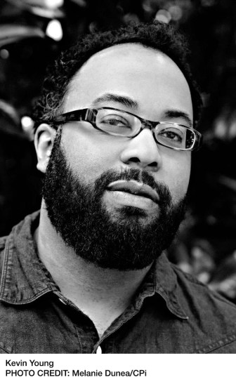 Poet & Author Kevin Young in Conversation @ Purchase College-SUNY Humanities Theatre |  |  |