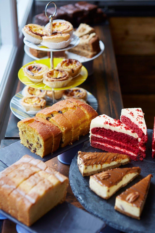 cakes - Larder London
