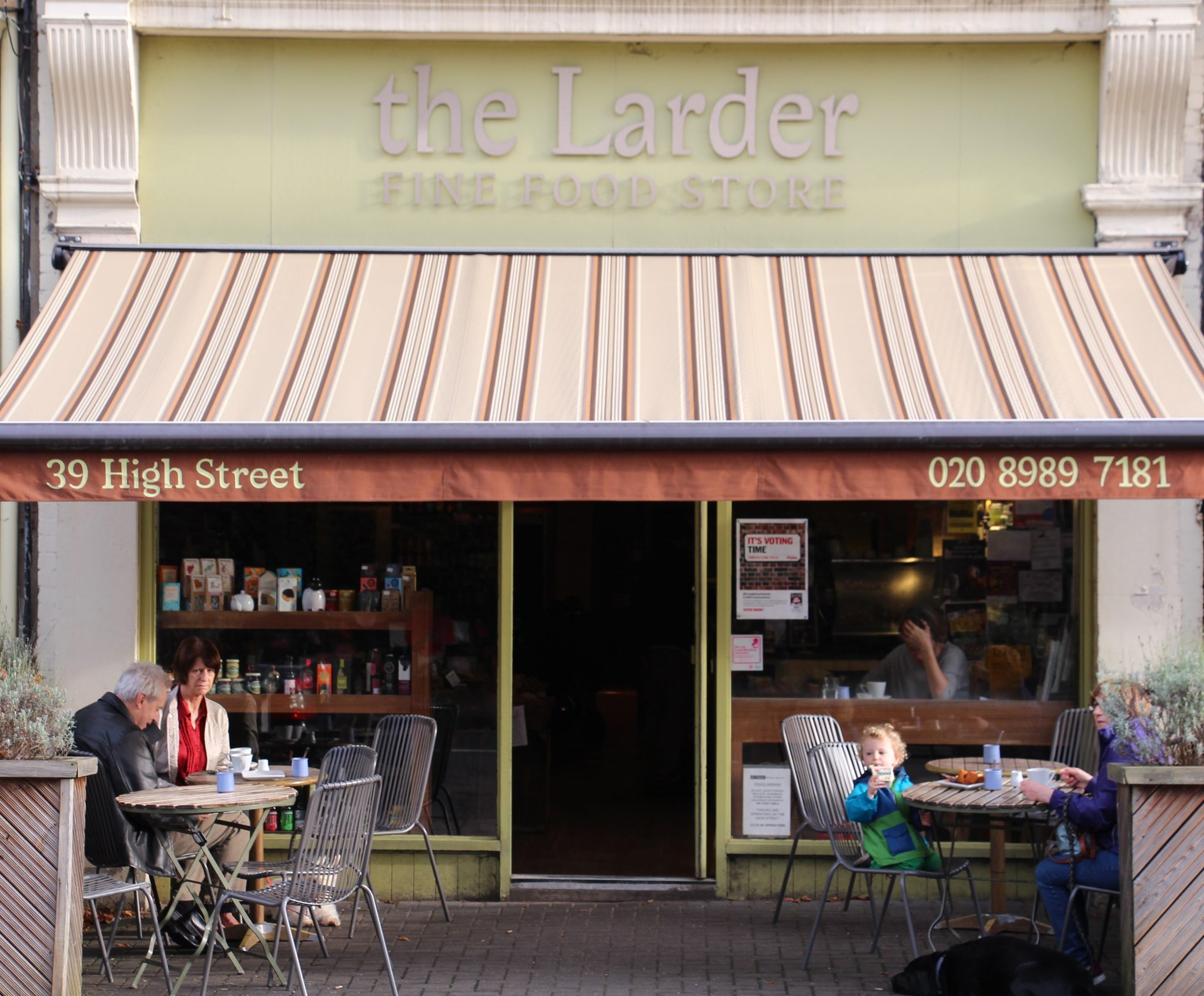 About the Larder