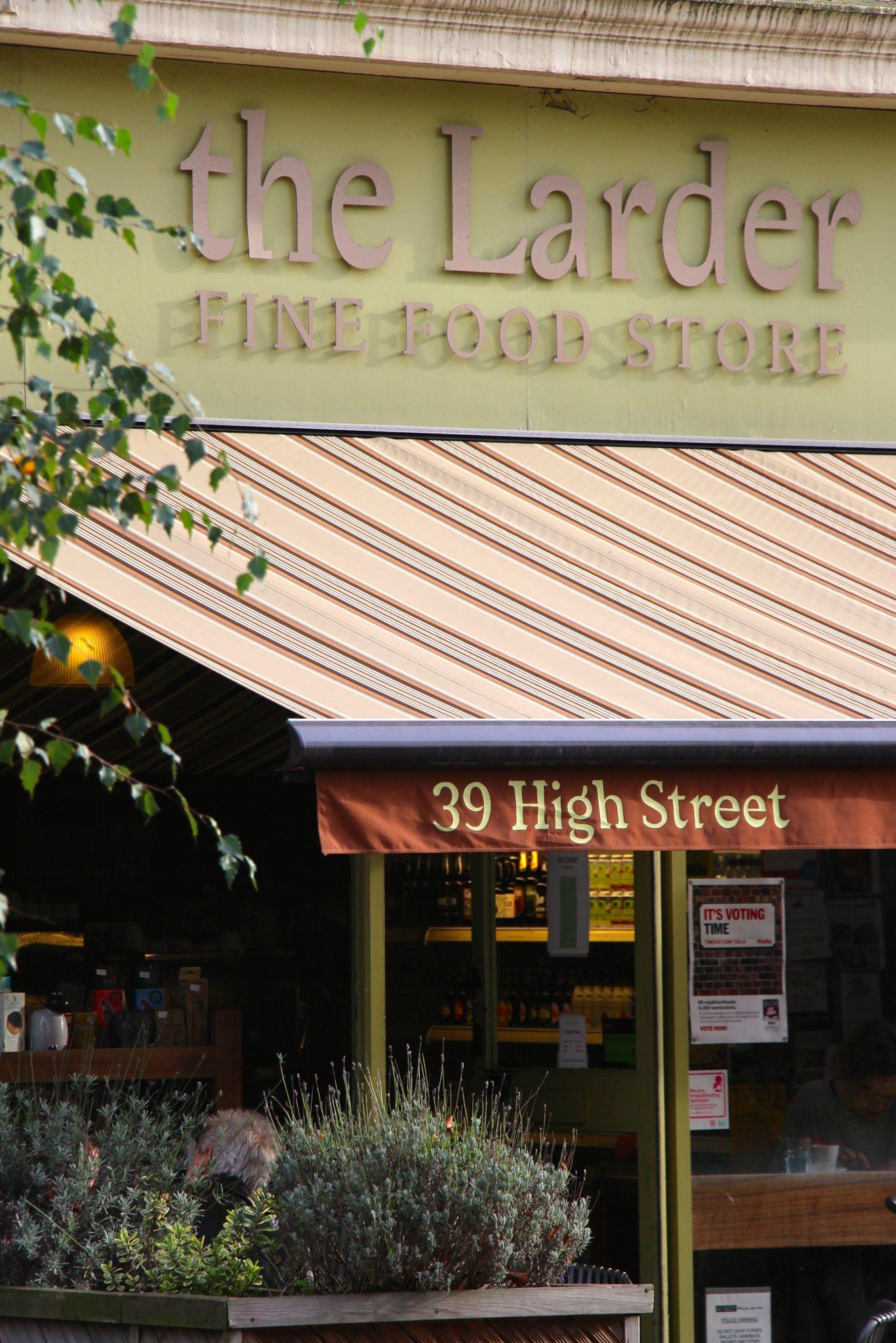 The Larder, Wanstead