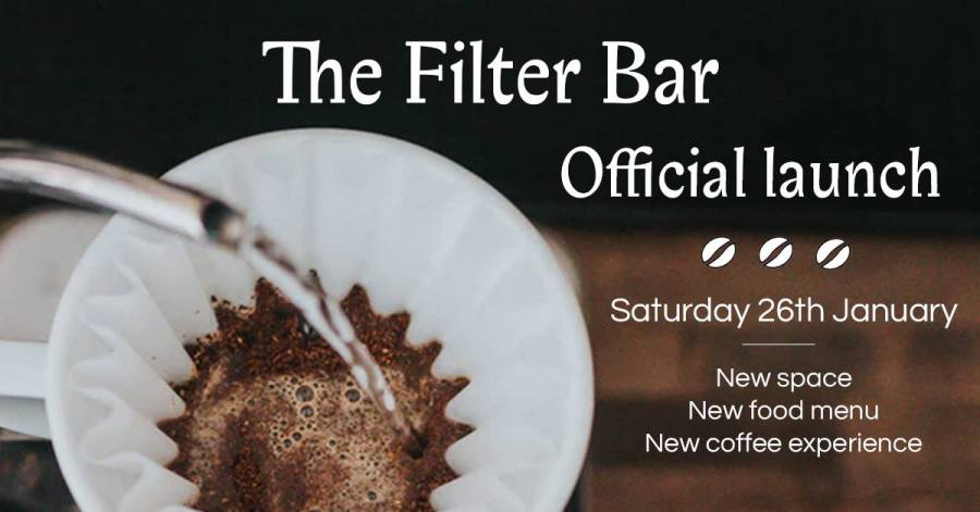 The Larder launches The Filter Bar