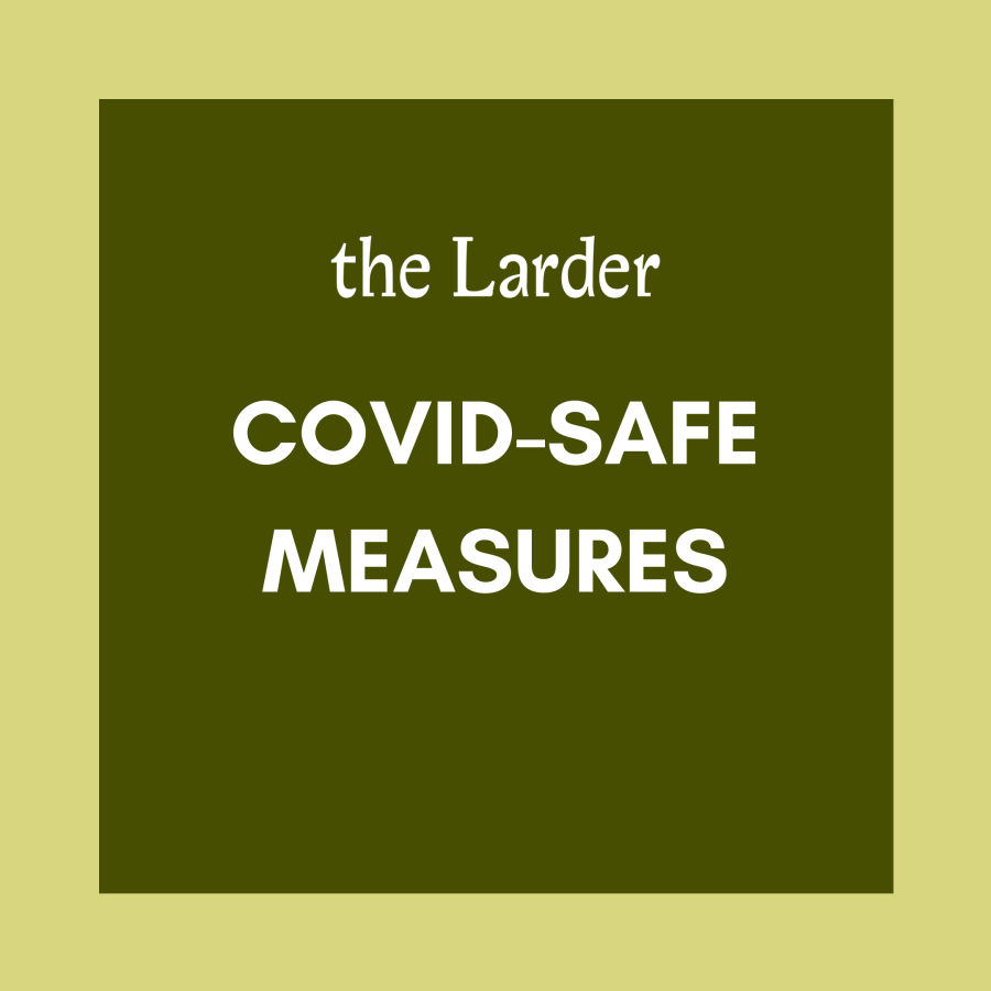 How we're keeping Covid-safe…