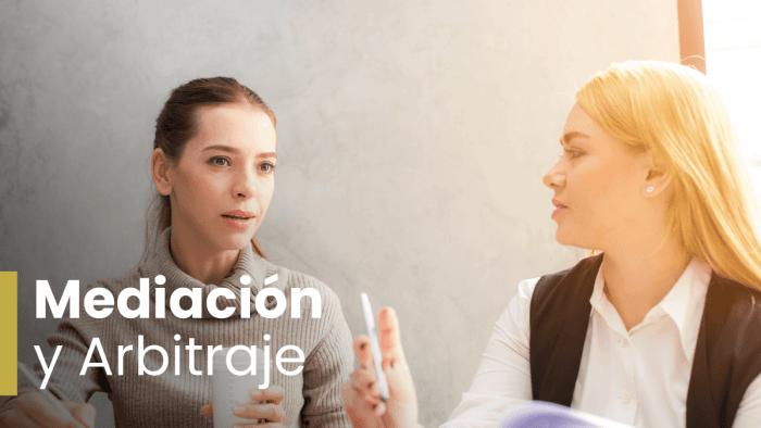 Abogados de Mediación y Arbitraje en Madrid