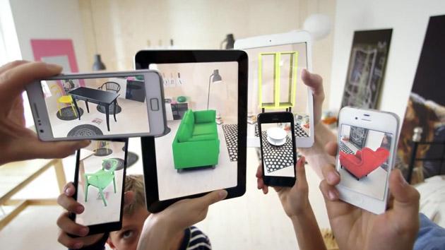 Ikea retourne à la réalité augmenté