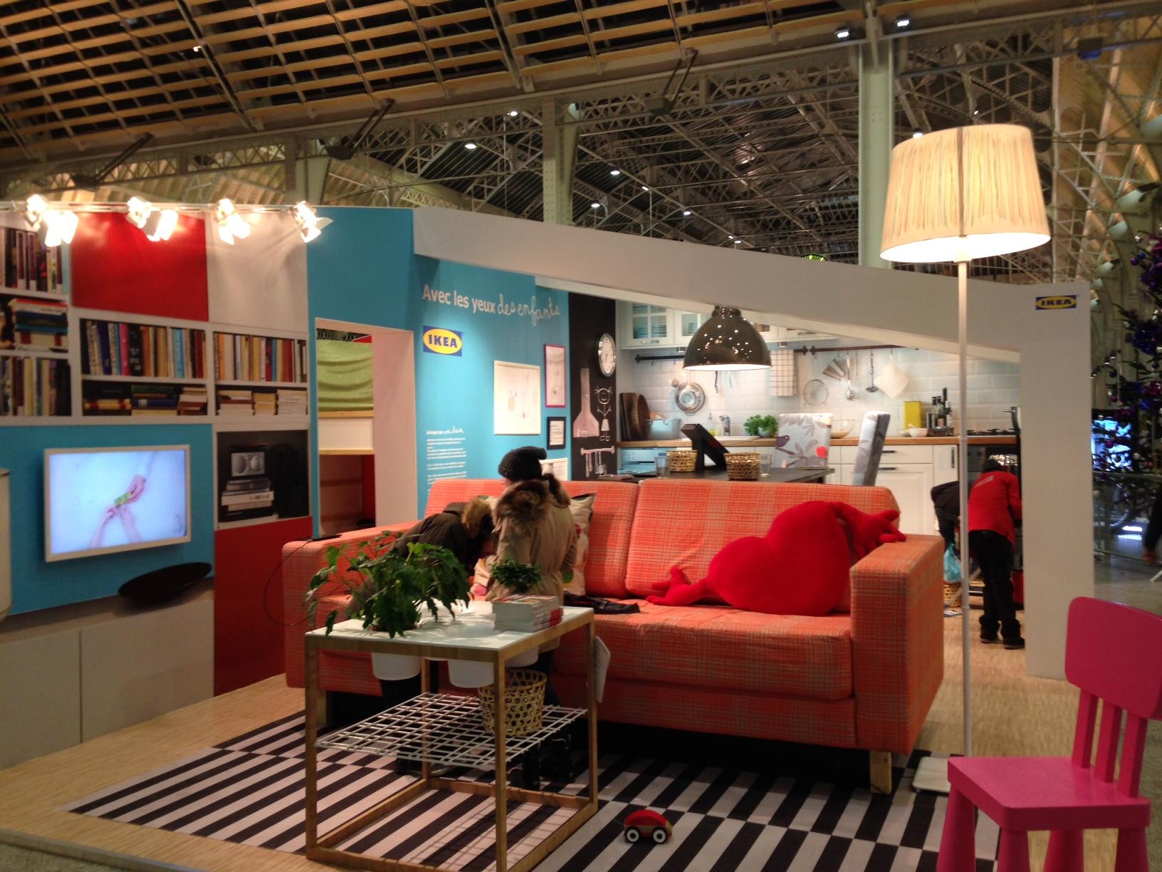 Ikea Voit Grand Pour La Gare De Lyon