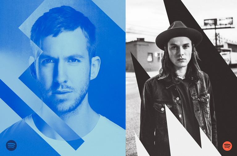 Spotify charte graphique 2015 2