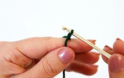 Ganchillo de bucle móvil: Secretos para principiantes 3