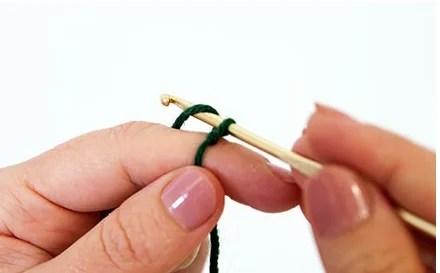 Bucle deslizante de ganchillo: Secretos para principiantes 4