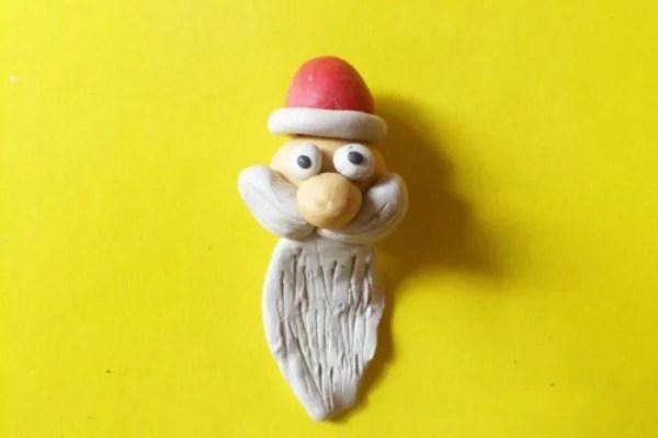 Lepim Santa Claus Жаңа жылға арналған Lepim Send Moroz Iz Plastilina 11
