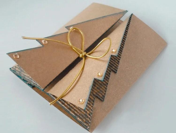 Mga postkard para sa Bagong Taon gamit ang iyong sariling mga kamay: simple at orihinal na crafts sa kindergarten at paaralan Novogodnyaya otkrytka svoimi rukami 20