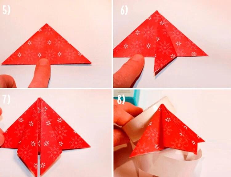 Mga postkard para sa bagong taon gamit ang iyong sariling mga kamay: Simple at orihinal na crafts sa kindergarten at paaralan Novogodnyaya otkrytka svoimi rukami 31