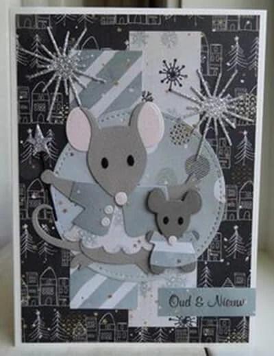 کارت پستال برای سال نو با دستان خود: صنایع دستی ساده و اصلی در مهد کودک و مدرسه Novogodnyaya otkrytka Svoimi Rukami 97
