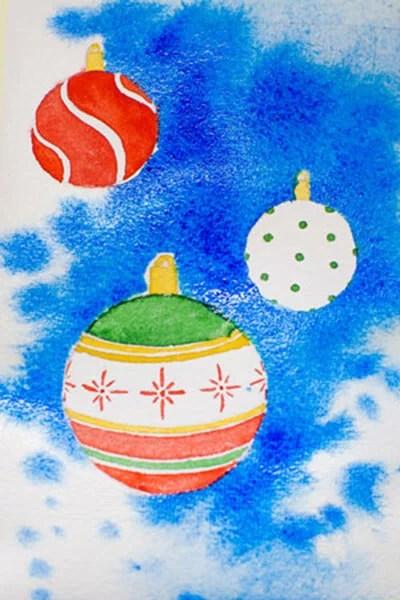 크리스마스 주제용 도면 : 새해에 그려 졌을 수있는 risunki novodnyuyu temu 100