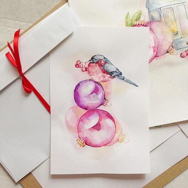 Рисунки на новогоднюю тематику: что можно нарисовать на Новый год risunki na novogodnyuyu temu 102