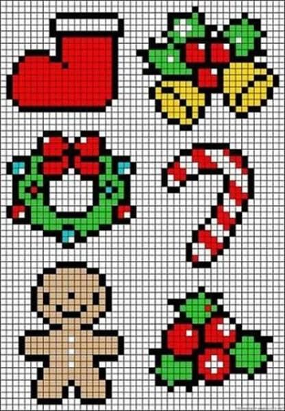Рисунки на новогоднюю тематику: что можно нарисовать на Новый год risunki na novogodnyuyu temu 74