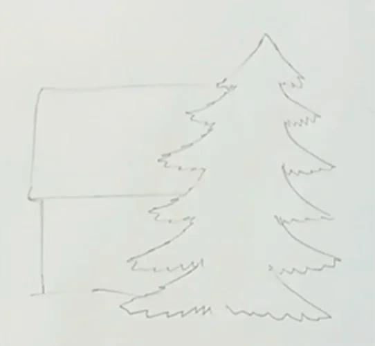 Рисунки на новогоднюю тематику: что можно нарисовать на Новый год risunki na novogodnyuyu temu 85