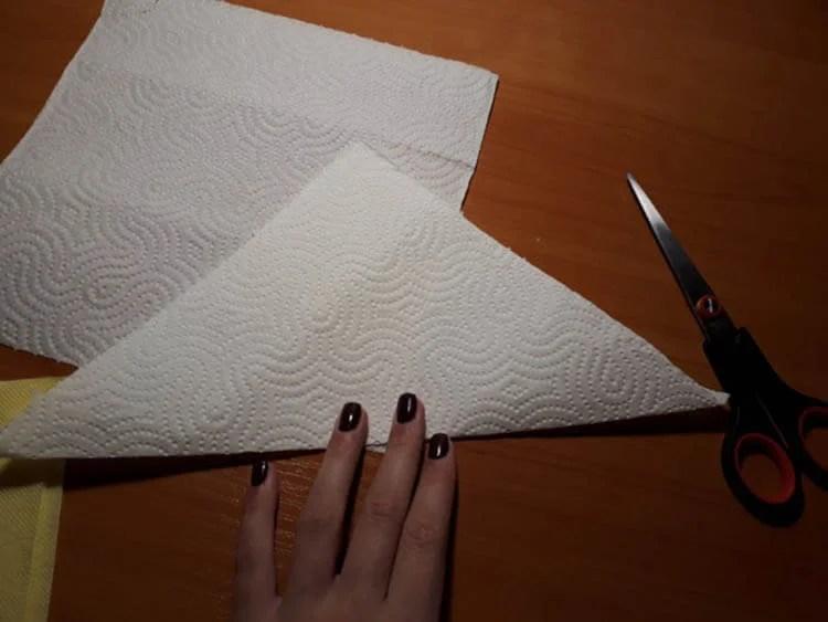 新年美丽的原始雪花:创建自己的手,模板与照片Snezhinki Iz Bumagi Svoimi Rukami 89