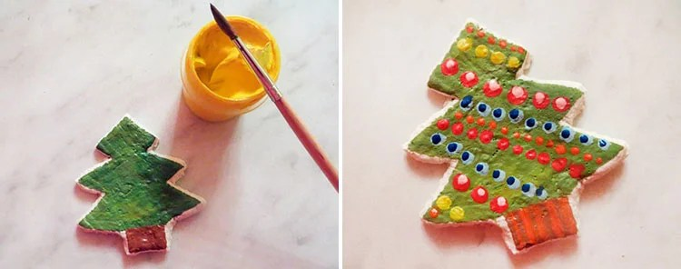 DIY para o ano novo com as próprias mãos: fazemos na competição da escola e no jardim de infância 36 37