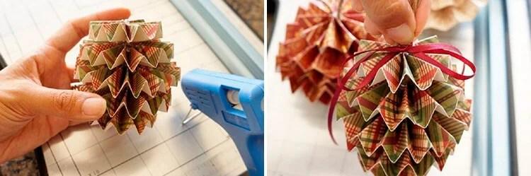 Елочные игрушки на елку своими руками: что можно сделать на Новый год 54 55