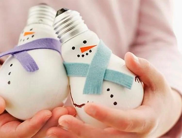 Julgranleksaker på julgran med egna händer: Vad kan göras för det nya året Elochnaya igrushka svoimi rukami 12