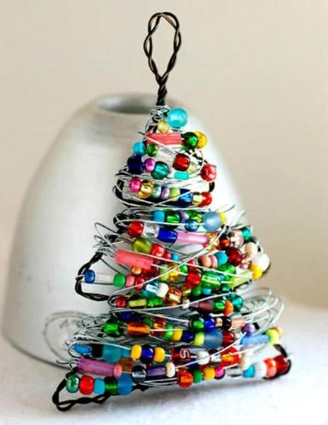 Joulukuusi lelut joulukuusi omalla kädellään: mitä voidaan tehdä uudenvuoden Elochnaya Igrushka Svoimi Rukami 20