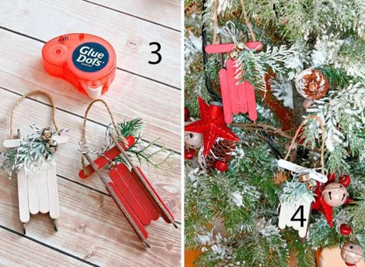 Елочные игрушки на елку своими руками: что можно сделать на Новый год elochnaya igrushka svoimi rukami 63