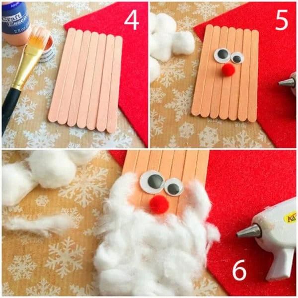 Julgranleksaker på julgran med egna händer: Vad kan göras för det nya året Elochnaya igrushka svoimi rukami 66