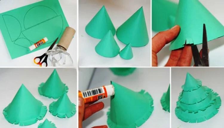 DIY para el Año Nuevo con tus propias manos: lo hacemos en el concurso de la escuela y el jardín Podelki K Novomu Godu 121