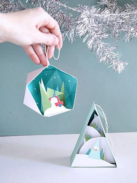 DIY para o novo ano com suas próprias mãos: nós fazemos na competição da escola e jardim Podelki K Novomu Godu 22